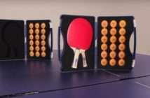 Best ping pong paddle cases
