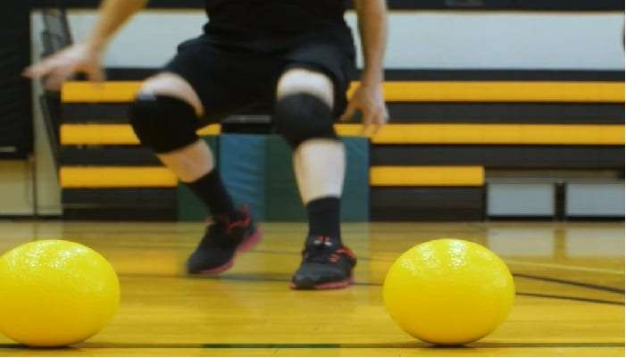 best knee pads for dodgeball