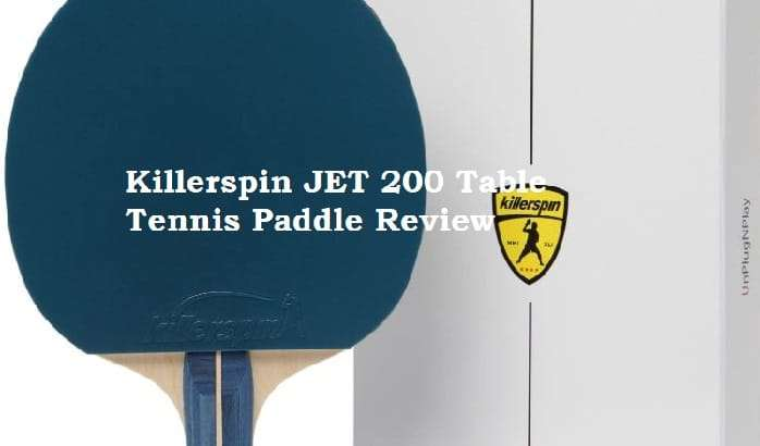 Killerspin JET 200 Review
