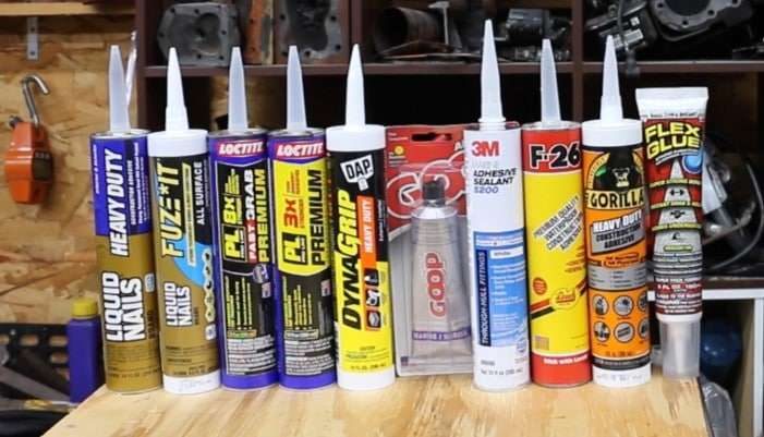 Best Construction Adhesive